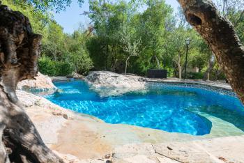 Finca für 4 Personen mit Pool und Heizung