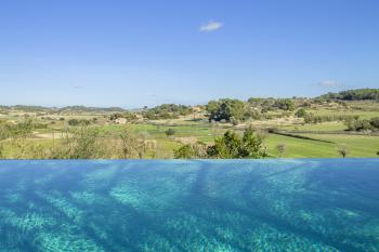 Mallorquine Finca mit Pool und Panoramablick