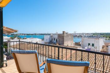 Ferienhaus mit tollem Meerblick - Portocolom