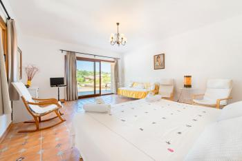 Separate Suite mit Doppelbett, Sat-TV
