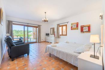 Separate Suite mit 2 Einzelbetten, Sat-TV