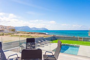 Urlaub am Meer - Ferienhaus mit Pool
