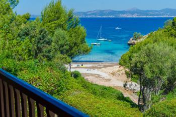 Strandurlaub - Ferienhaus Cala Blava