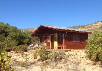 Ferienhaus für 2 Personen bei Arico