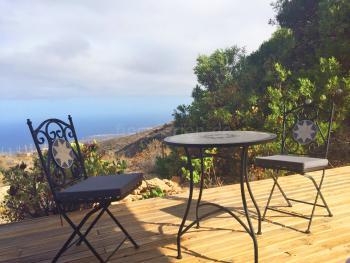 Ferienhaus mit Meerblick bei Arico