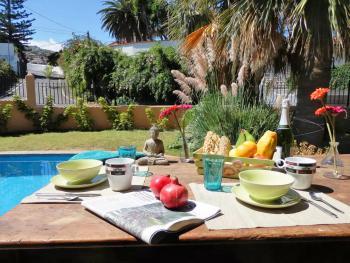 Genieße Sie Ihre Mahlzeiten im Freien
