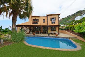 Finca für 6 Personen mit Pool in El Sauzal