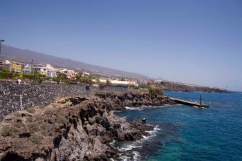 Teneriffa Urlaub am Meer - Apartment in Alcalá