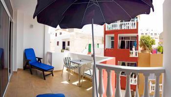 Teneriffa Apartment am Meer mit Internet