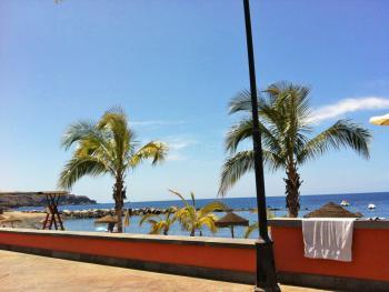 Meer und Sandstrand Playa San Juan