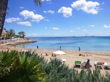 Strandnahe Ferienwohnung - Ses Figueretes