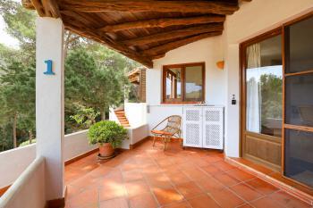 Cala Llenya - Ferienwohnung für 4 Personen