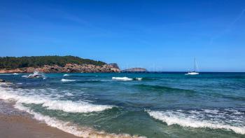 Strandnahe Ferienwohnung auf Ibiza