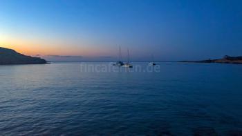 Sonnenuntergänge am Meer genießen
