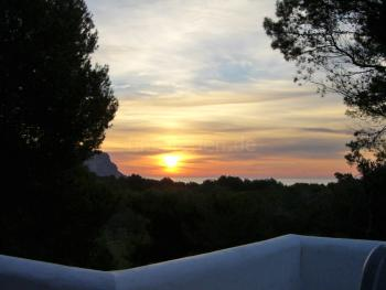 Sonnenaufgang an der Ostküste