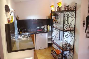 Küche - freistehendes Studio