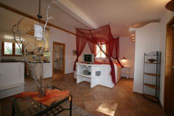 Studio der Apartmentanlage