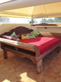Schlafen unter den Sternen Ibizas!