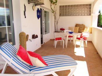 Apartment für 2 Personen - Cala Llenya