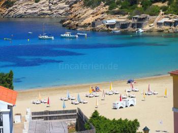 Strand der Cala Vadella