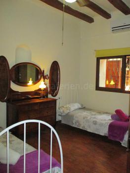 Schlafzimmer mit Klimaanlage - EG 1