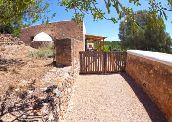 Finca auf Ibiza - ideal für Ruhesuchende!