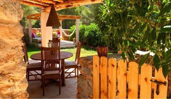 Ibiza Finca mit Klimaanlage und Garten