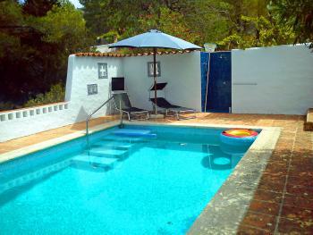 Gemütliche Finca mit Pool