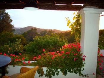 Ibiza Urlaub - Finca auf dem Land